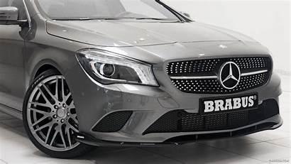 Cla Brabus Mercedes Grill Benz Class