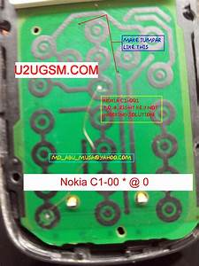 Nokia C101   0   Menu Keys Not Working 100  Tested Jumpers Solution