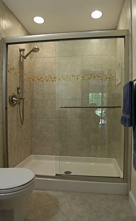 small bathroom tile designs with kohler fluence frameless