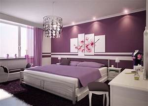 a few fascinating facts about colors and how they affect With dark purple bedroom for girls