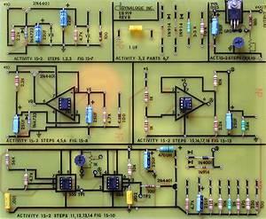 Regulated Power Supplies Circuit Board