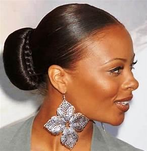 Bun Hairstyles For Black Girls Fade Haircut