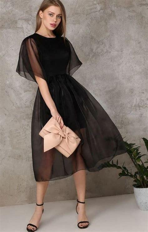 Модные черные платья 20202021 года фото новинки тренды . Ledi X Beauty