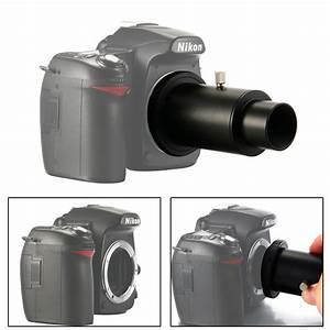 1 25in Telescope Adapter Extension Tube T Ring for Nikon