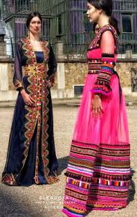 floral embroidered wedding dress robe kabyle moderne robe kabyle robe caftans and traditional