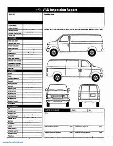 vehicle damage inspection vehicle ideas With vehicle damage report form template