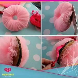 Pompons Aus Tüll Basteln : 25 einzigartige schneemann basteln mit luftballons und wolle ideen auf pinterest osterndeko ~ Markanthonyermac.com Haus und Dekorationen