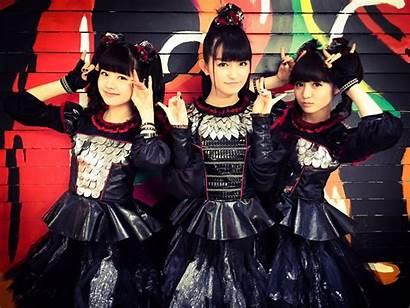 Metal Babymetal Idol Heavy Japanese Asian Oriental