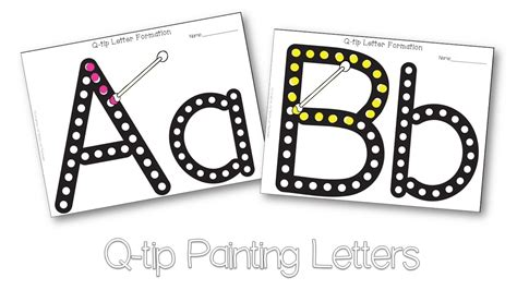 tip painting letters youtube