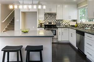 29 L-Shaped Kitchen Designs & Layouts (Pictures ...
