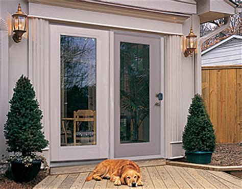 Therma Tru Patio Doors With Blinds by Therma Tru Steel Door Professional Installation