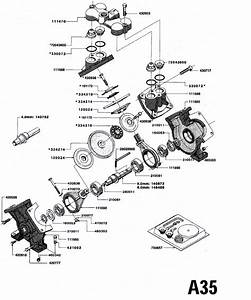Hardi Pump 1203 Spares