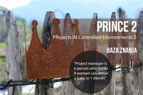 PRINCE 2 Baza znanja - Nissen ITSM & ITS Partner