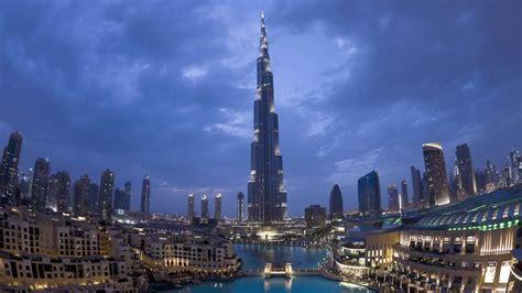 Time Lapse Of Burj Khalifa (burj Dubai), Dubai In 4k/full