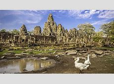 12 stunning pictures of the Angkor Wat temple complex in