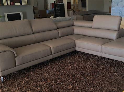 nicoline divani prezzi divano angolare in pelle nicoline salotti a prezzo scontato