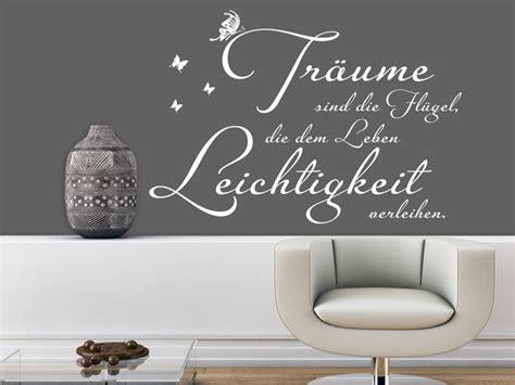 Individuelles Ambiente Dank Wand by Wandtattoo Tr 228 Ume Sind Die Fl 252 Gel Bei Homesticker De