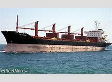 Bulk carrier disabled, adrift in Malacca Strait, no tug