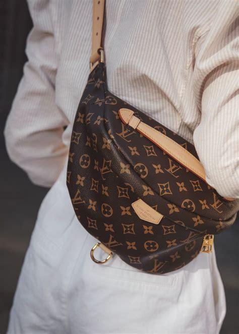 retro  elevated belt bag louis vuitton fashion bags