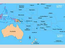 The Catholic Church in Oceania