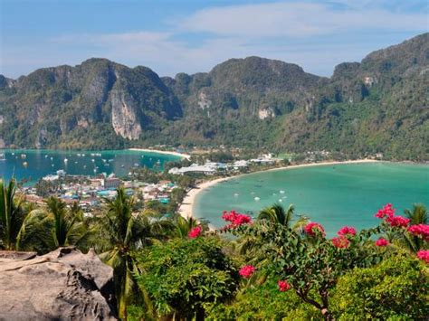 Phi Phi Island Thailand Travel Channel