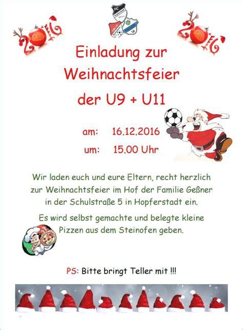 einladung tolle einladung weihnachtsfeier vorlage