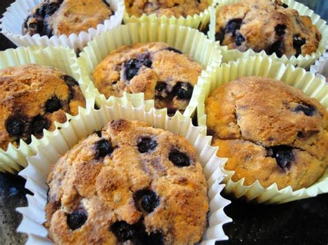 A portion of the blueberries is cooked with sugar and cornstarch to form a blueberry glaze that binds the filling. High Flavor, Low Calorie HCG Recipes: Coconut Blueberry Muffin-Phase 3 Maintenance recipe | No ...