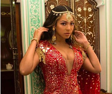 beyonce performed  wedding  indias richest family