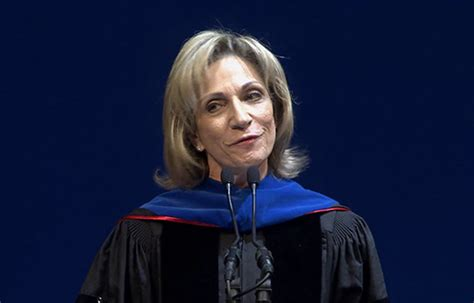 andrea mitchell wharton mba commencement
