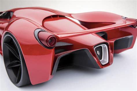Ferrari F80 Supercar Concept Von Adriano Raeli