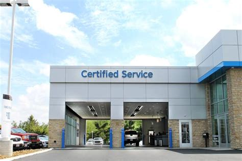 Chesrown Chevrolet Buick Gmc Car Dealership In Delaware