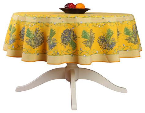 French Provencal Tablecloth Clearance Kitchen Table Sets Black Snack Set White Dining Room Small Tables For 2 Kids And 4 Chairs Place Setting Ideas Elegant Holiday Settings Linen Rentals Toronto