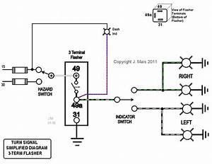 Electrics Wiring Diagram For Indicator Switch 71 Bug - Vw Forum
