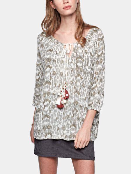 ibiza blouse assorti costes fashion