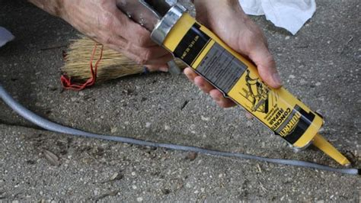 tip  caulking wide cracks todays homeowner