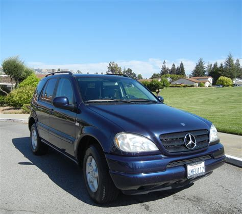 But the downward of that system was a high center of. 2000 Mercedes-Benz M-Class - Pictures - CarGurus