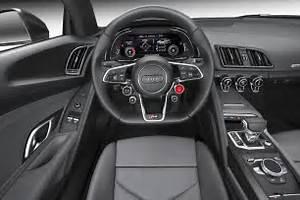 Audi R8 Spyder 2017 Price, Specs, Interior, Exterior ...