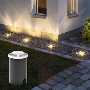 Terrassenbeleuchtung Boden Led : spot de sol encastrable d coratif high power led 5522402 ~ Sanjose-hotels-ca.com Haus und Dekorationen