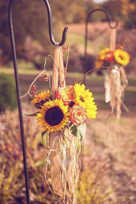 50 Sunflower Inspired Wedding Ideas That Wedding Blog