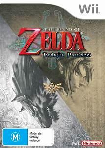 The Legend Of Zelda Twilight Princess Box Shot For Wii