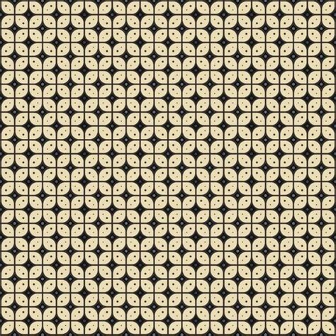 indonesian kawung batik pattern  vector indonesian