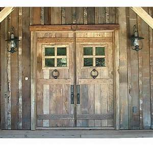 Story Creek Wood Exterior Doors