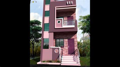 Home Design 15×30 : 15' Feet Front House Design