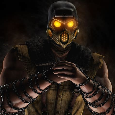 wallpaper kold war scorpion mortal kombat  games