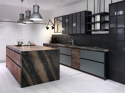 Italian Kitchen Design  Factory  Aster Cucine  Inhouse