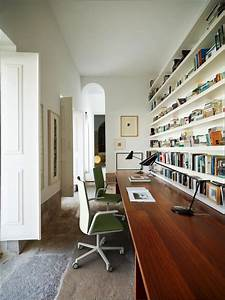 40, Creative, Home, Office, Workspaces, That, Feature, Two, Person, Desks