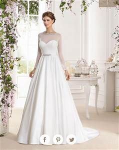 non strapless no lace wedding dress feedback please With no lace wedding dress