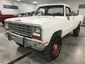 1985 Dodge W200 For Sale