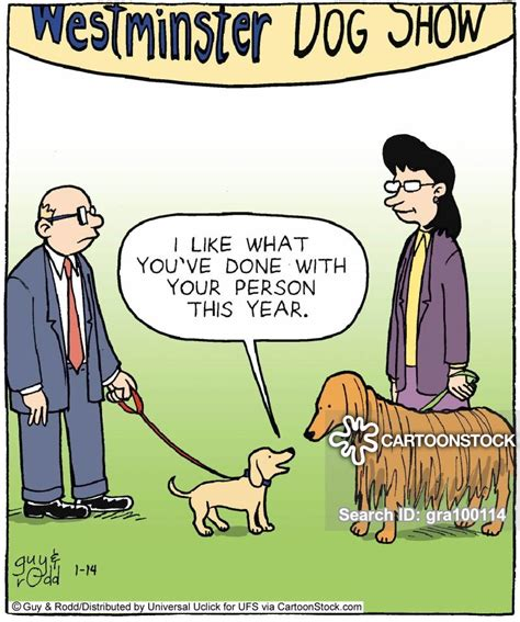 dog owner cartoons  comics funny pictures