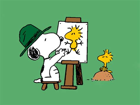 Animated Wallpaper Snoopy by Snoopy Wallpaper Hello Pixel Flickr